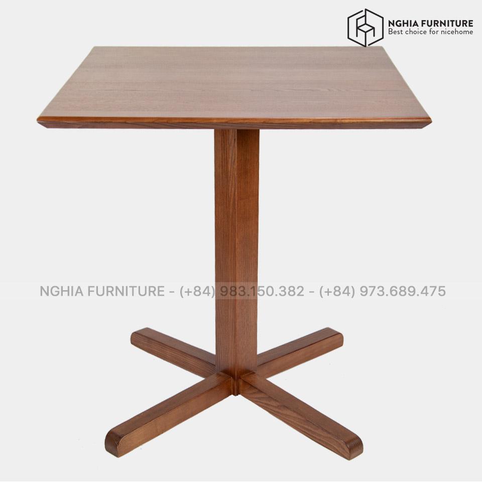Bàn Cafe Standard Table