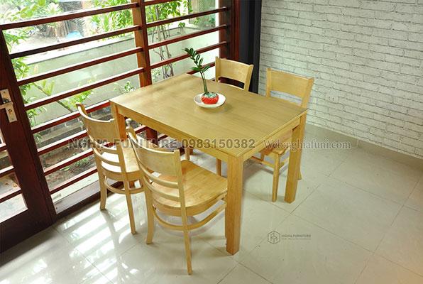 Bàn ghế ăn Mostar G