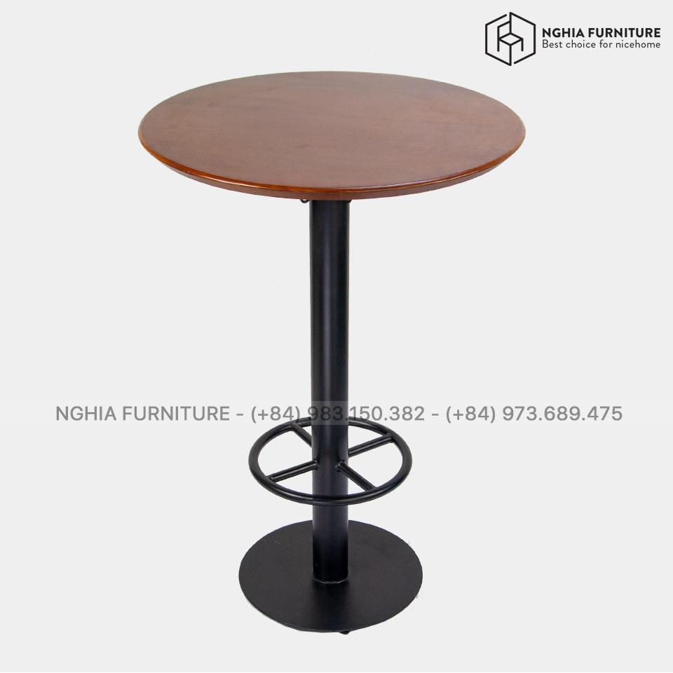 Bàn Cafe ALLOY TABLE 06