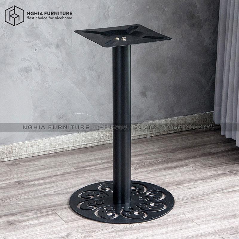 Chân bàn Cafe CNC