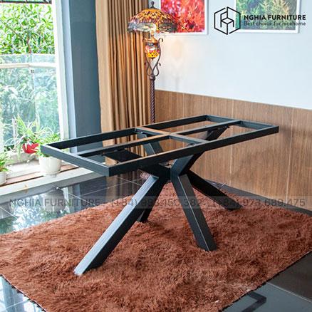 Khung bàn Slender Table 05